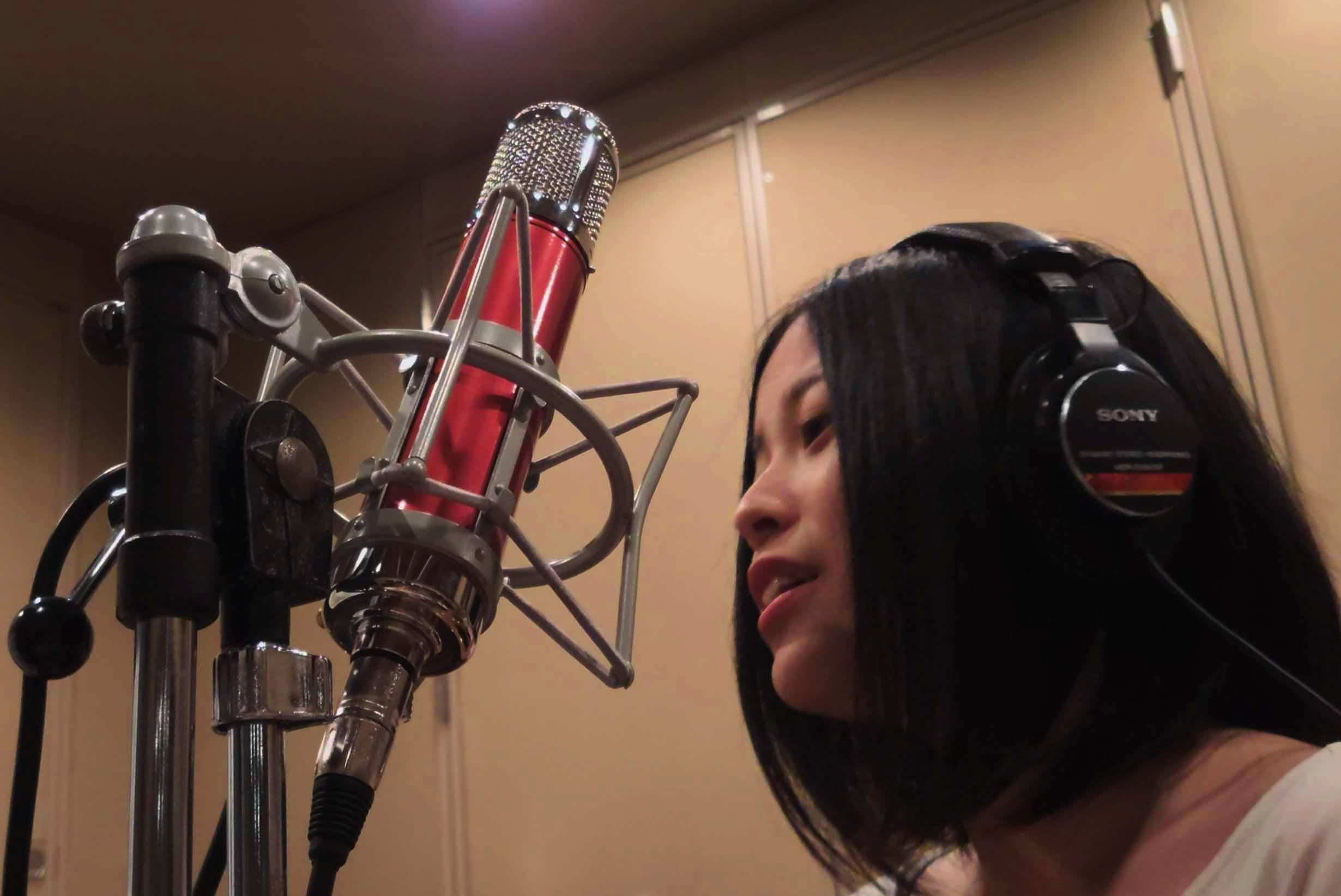 【制作事例】福井県福井市 - 響のホールにてボーカルレコーディングとMix