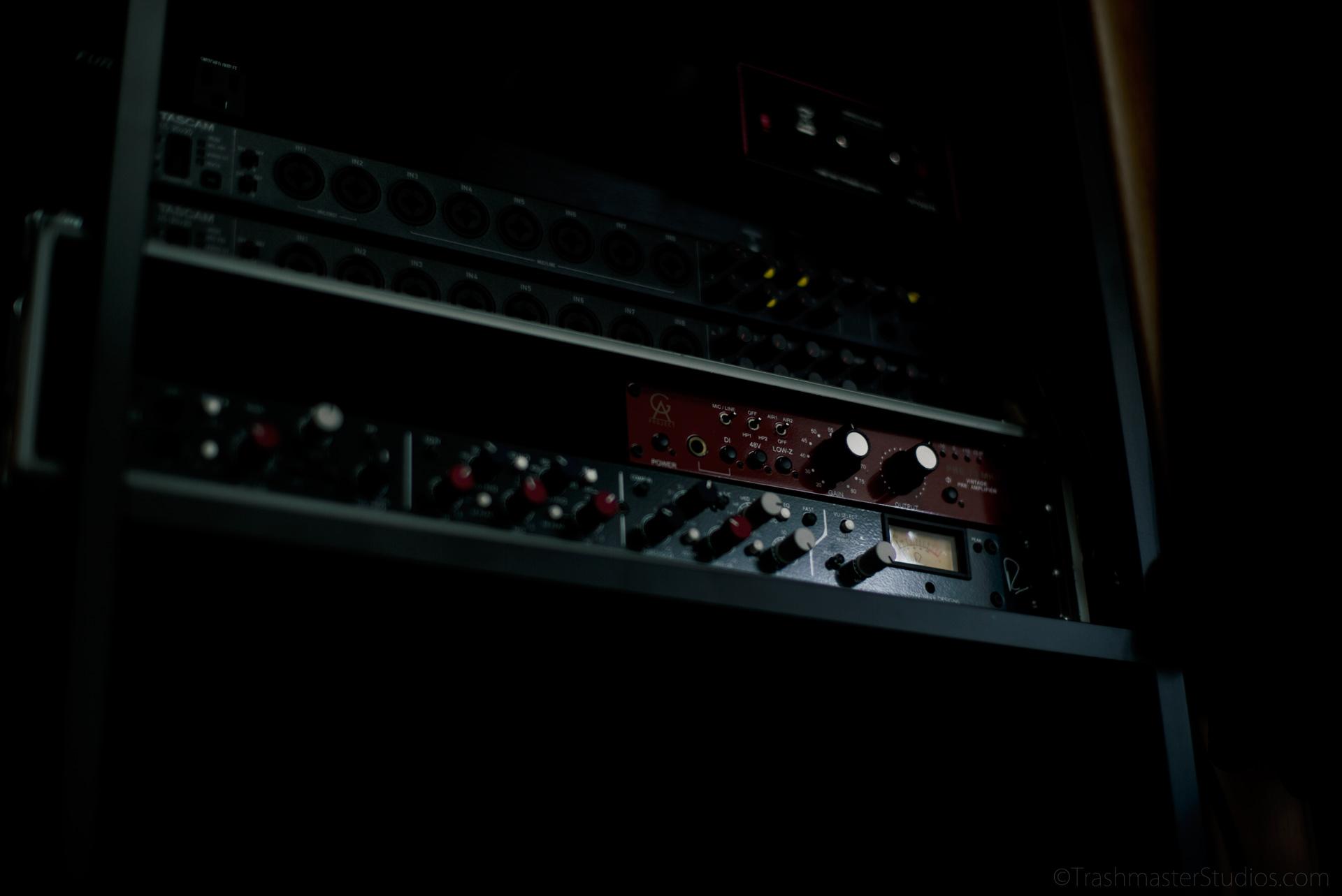音楽制作/Mix