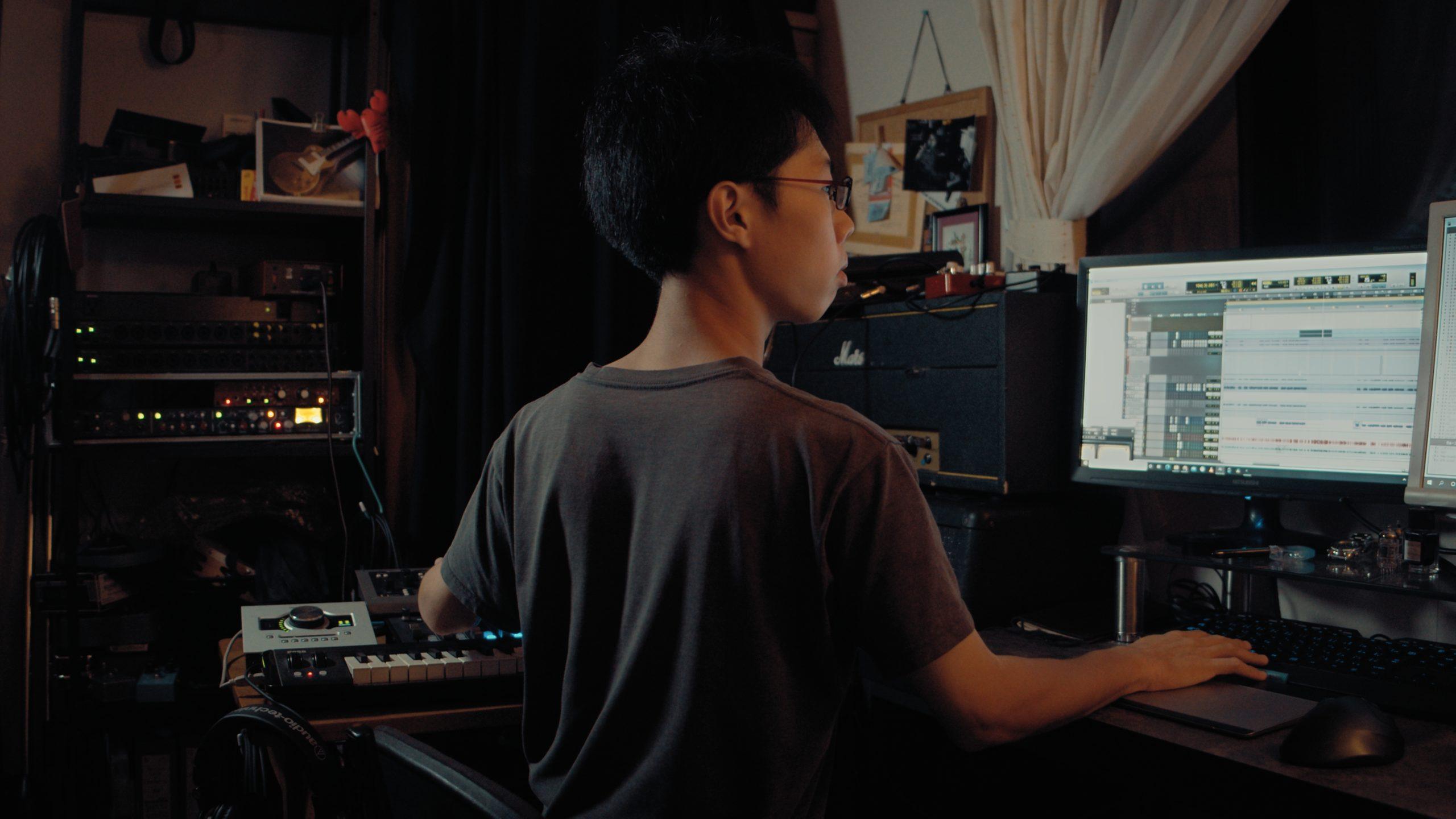 「歌ってみた」「演奏してみた」「バンド音源」のRECとMIX、MV制作